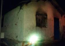 Incêndio destrói residência no Jardim Santa Cruz, em Caldas