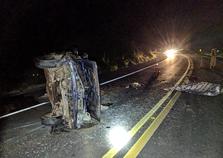 Lavrador morre em acidente automobilístico na BR-267