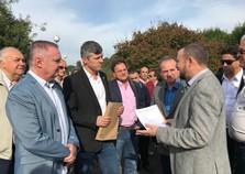 Ministro dos Transportes recebe ofício para intermediar obras do contorno