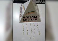 Polícia Militar prende autor de tráfico em casa de prostituição
