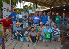 Torneio de pesca foi um sucesso em Andradas