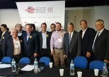 Prefeito de Andradas participa de mobilização em defesa da pauta prioritária dos municípios mineiros