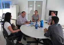 Prefeito de Andradas se reúne com Superintendente Regional de Saúde