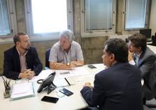 Prefeito Rodrigo Lopes reivindica mais energia para expansão da KOHLER na cidade de Andradas