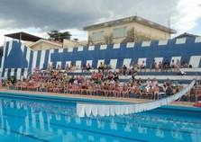 Seção de Esporte e Lazer realiza Festival Pró-Vida de Natação