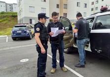 GGI cumpre mandado de prisão e apreensão contra o tráfico em Atibaia