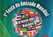 Acontece em Atibaia a 1ª Festa das Nações que promete movimentar toda a cidade