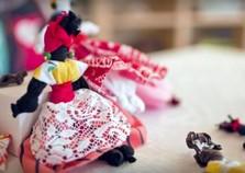 Atibaia tem oficina de bonecas Abayomi