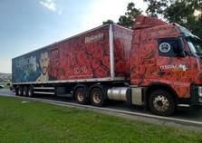Caminhão do cantor Gusttavo Lima é roubado na Fernão Dias em Atibaia