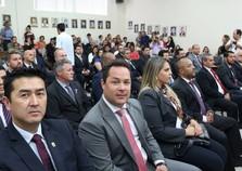 Cerimonia para entrega dos diplomas aos eleitos aconteceu ontem  a Câmara