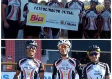 Ciclistas de Atibaia participam dos Jogos Regionais de Americana