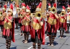 Domingo acontece a 8ª Copa Municipal de Fanfarras Mirins de Atibaia