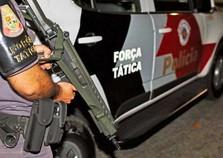 Força Tática prende em Bom Jesus procurado por Latrocínio de Policial Militar