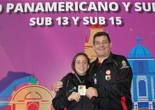 Judoca de Atibaia é prata em Pan-Americano no Peru
