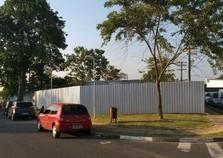 Saae Atibaia prepara canteiro de obras da nova estação de tratamento de água