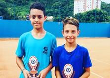 Brusque sediou o 1º regional de Tênis