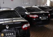 Governo apresenta novas regras para o uso de carros oficiais