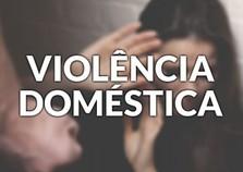 Homem é preso após bater em esposa no Primeiro de Maio