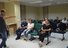 Membros da Comissão Interna de Prevenção de Acidentes (Cipa) da Prefeitura de Brusque tomam posse