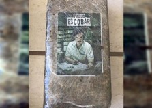 Polícia apreende maconha com imagem da série Pablo Escobar