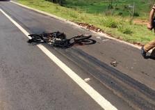 Acidente na Estrada Boiadeira deixa uma vítima fatal
