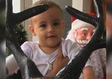 Família de Umuarama faz apelo por tratamento de saúde de bebê