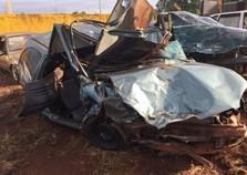 Acidente em Goioerê deixa sete pessoas feridas
