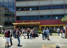 Mais de 30% dos candidatos do ENEM no Paraná faltaram.