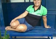 Maria Aparecida está à procura de seus familiares em Cruzeiro do Oeste.