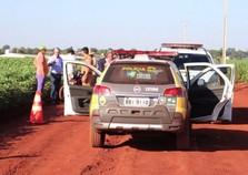 PM de Terra Roxa é executado durante confronto com suspeitos de contrabando de agrotóxico