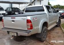Homens são vítimas de disparos no distrito de Serra dos Dourados