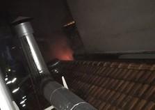 Incêndio atinge restaurante no centro de Poços de Caldas