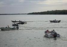 Campeonato de pesca à Piapara movimenta Porto Figueira neste fim de semana