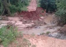 Chuvas causam prejuízo de quase R$ 25 milhões em Querência do Norte