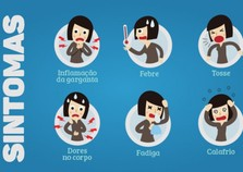 Saúde alerta para diferença entre gripe e resfriado