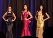 Nataly Inae, de Ivaté, é eleita Miss Pré Teen Universo