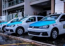 Douradina recebe três veículos novos para a saúde