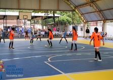 Quatro partidas no Futsal Feminino tiveram incrível marca de 10,75 gols de média