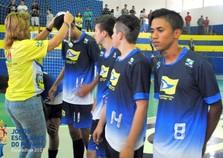 Altônia supera a força da torcida de Douradina e conquista o Ouro no Futsal Masculino A