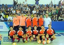 No Futsal Masculino B Ivaté conquista o Ouro e Xambrê a Prata