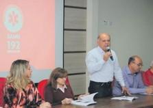 Em assembleia Samu Noroeste decide reduzir a mensalidade dos municípios