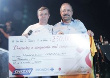 Gazin realiza doação de R$ 250 mil a Uopeccan, via PRONON