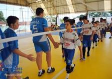 Sete partidas movimentaram o Voleibol dos JEPs deste sábado