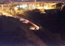 Escuridão na Ponte Internacional da Amizade já passa de um mês