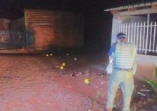 Homem é morto com mais de 15 tiros no bairro Lagoa Dourada