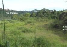 Justiça pede que empresa recupere área de preservação do Rio Paraná