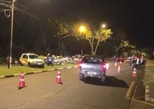 Mais de 40 veículos são apreendidos durante blitz de Carnaval