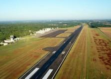 Pista do aeroporto será ampliada para receber voos internacionais