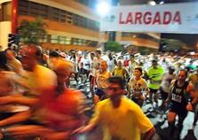 Inscrições para corrida Night Run estão abertas em Foz do Iguaçu