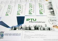Primeira parcela do IPTU de Foz do Iguaçu vence nesta quinta-feira
